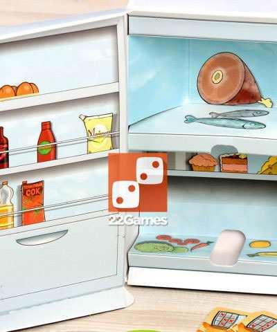 Тараканы в холодильнике