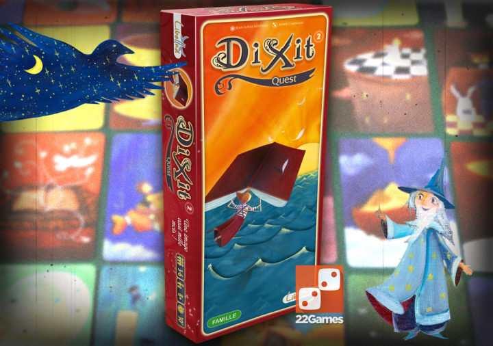 Dixit 2 Quest Диксит 2 Квест