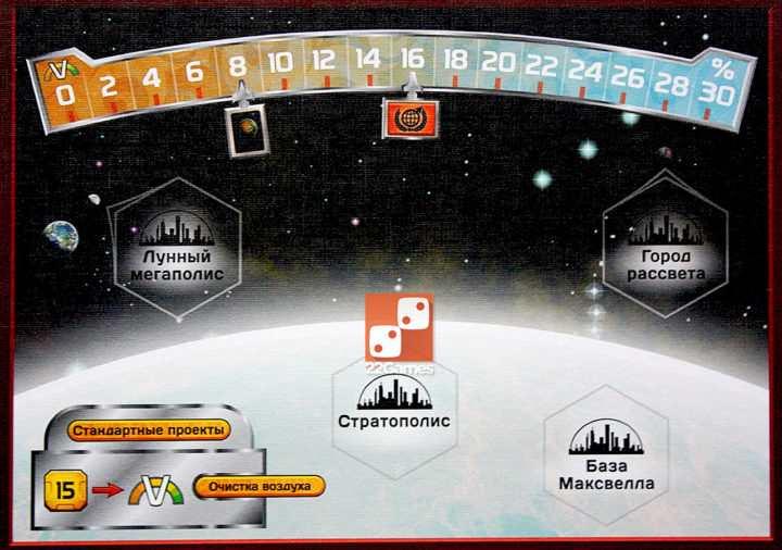 Покорение Марса Проект Венера Terraforming Mars Project Venus