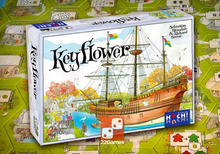 Keyflower Кейфлауэр Кифлауэр