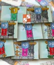 Настольная игра «Чудесные башни»