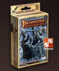 Pathfinder. Возвращение рунных властителей. Адепты живодера (доп. №2)