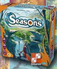 Сезоны Seasons
