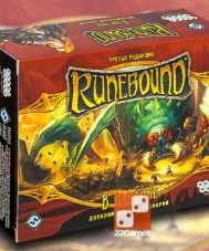 Runebound (3-я ред.) В паутине (доп)