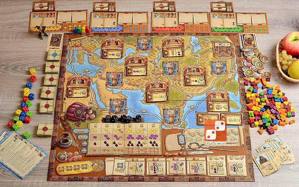 Путешествия Марко Поло. The Voyages of Marco Polo