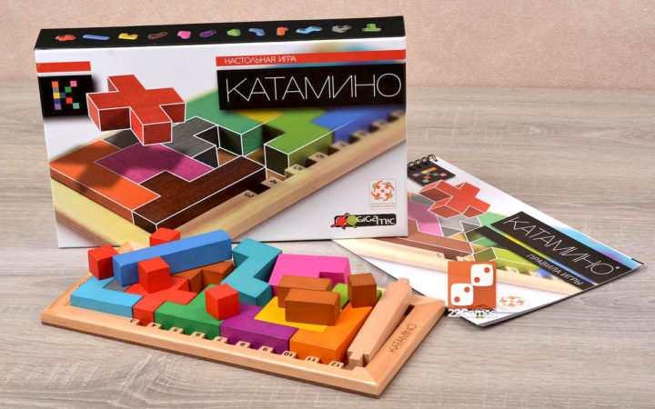 Катамино. Katamino