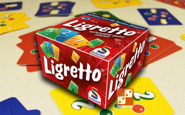 Ligretto Red. Лигретто Красная
