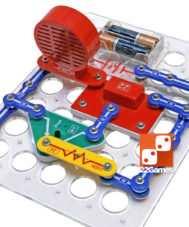 Электронный конструктор Знаток. Первые шаги в электронике. Набор «B» (15 схем)