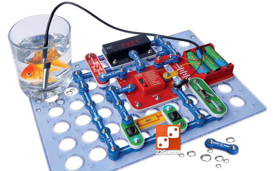 Электронный конструктор Знаток. Супер-измеритель
