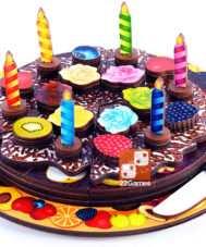 Развивающая игрушка «Торт»