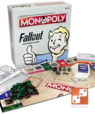 Монополия. Fallout. Monopoly Fallout