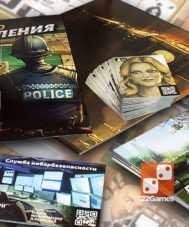 Место преступления. Chronicles of Crime