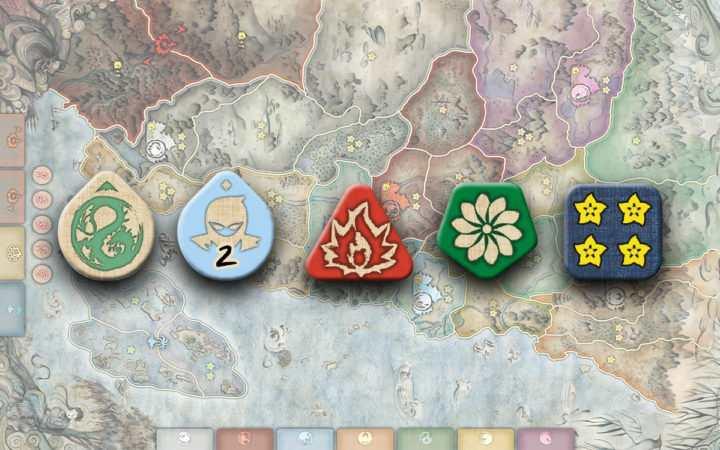Битва за Рокуган. Battle for Rokugan