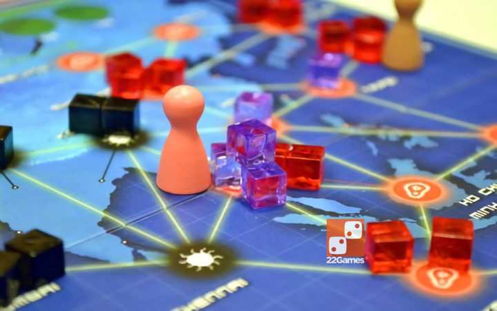 Пандемия: на грани