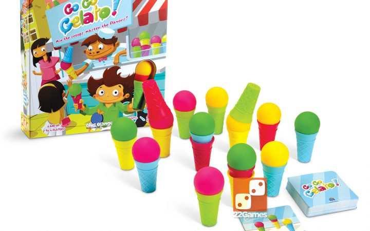 Экспресс-мороженое (Go Go Gelato!)