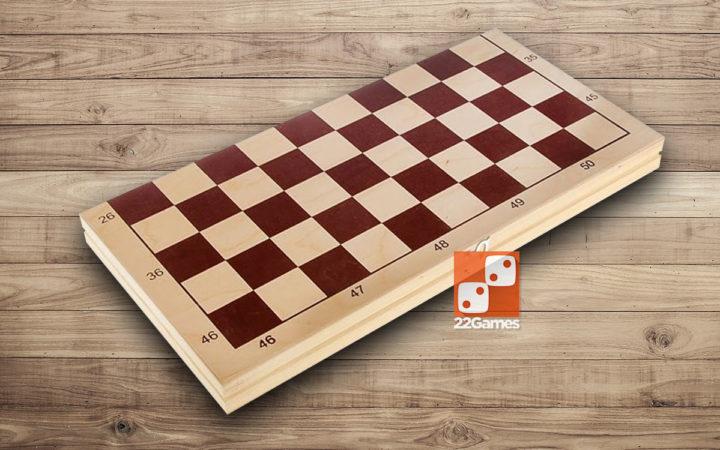 100-клеточные шашки