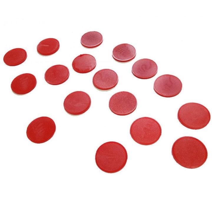 Русское лото. Дополнительные пластмассовые жетоны к игре (100 штук)