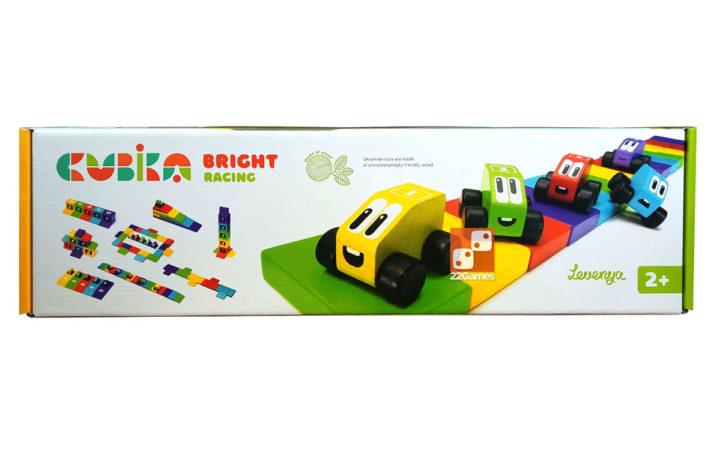Машинки «Цветные гонки»