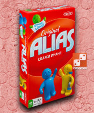 Алиас (Скажи иначе) компакт. Alias Compact