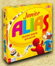 Алиас (Скажи иначе) для детей. Alias Junior