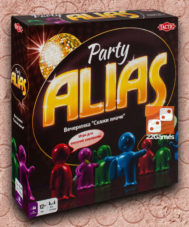 Алиас (Скажи иначе) Вечеринка. Alias Party