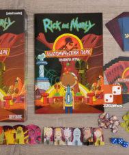 Рик и Морти: Анатомический парк