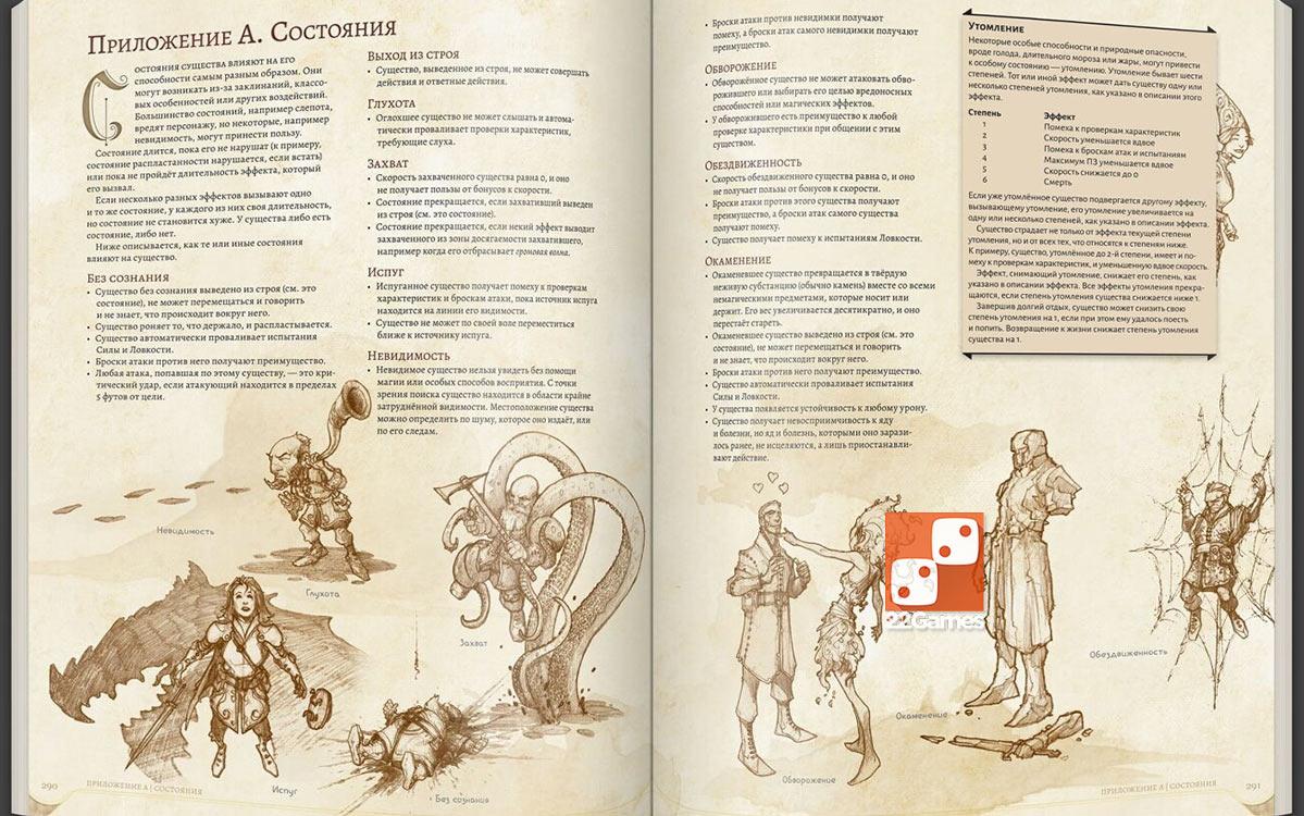Dungeons & Dragons. Книга игрока