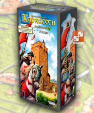 Каркассон. Башня