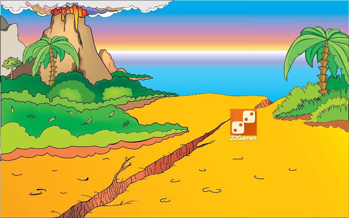 Игра с волшебными наклейками «Динозавры»