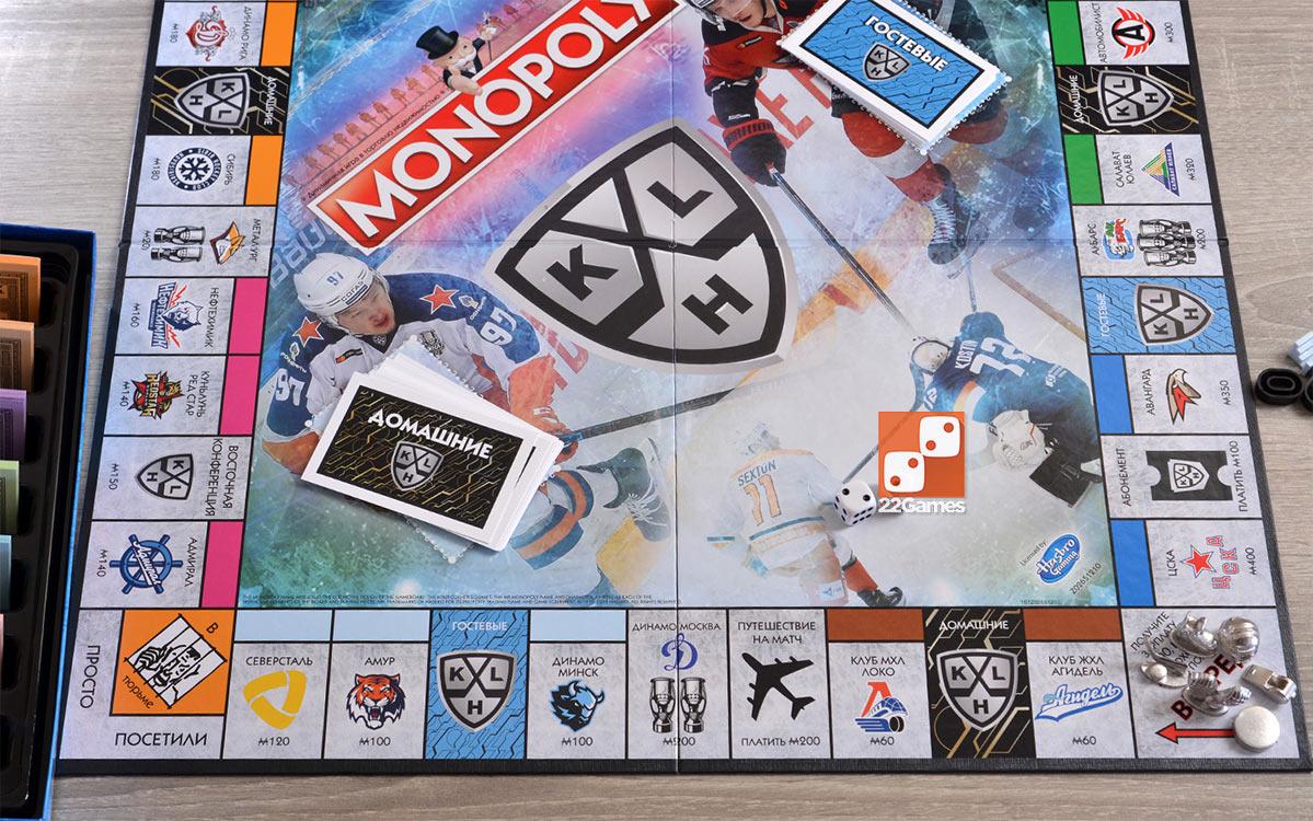 Монополия. КХЛ