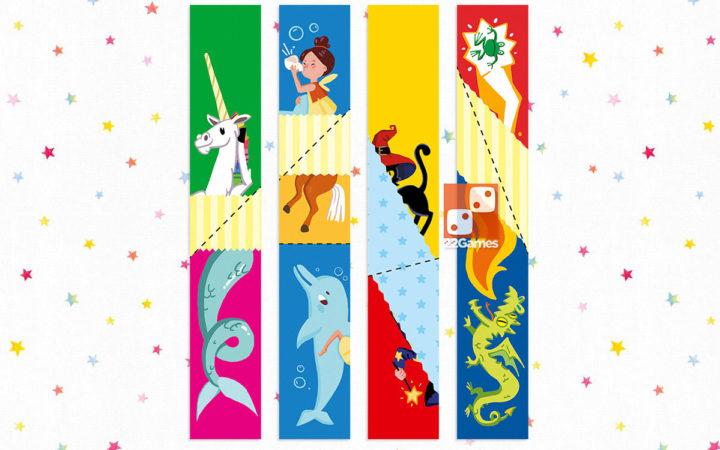 Сгибалки «Магия», 4-5 лет