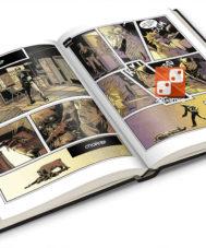 Комикс-игра «Похищение»