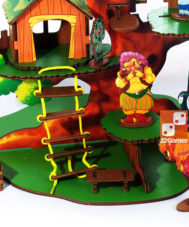 Театр на столе: мир сказок «Илья Муромец»