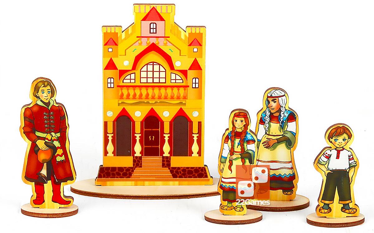 Театр на столе: Сестрица Аленушка