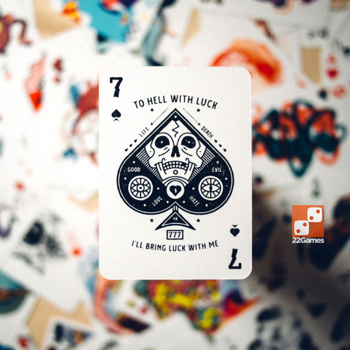 52 Aces Third Edition