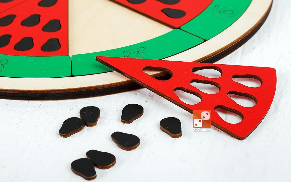 Развивающая игра «Арбуз»