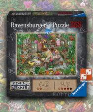Пазл-квест Ravensburger «Оранжерея»
