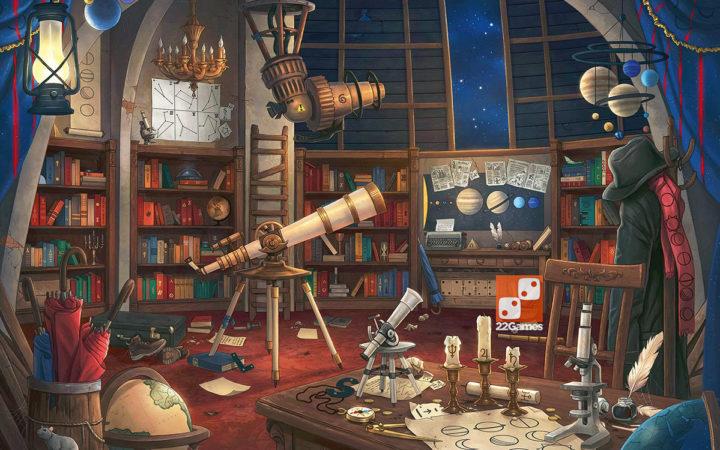 Пазл-квест Ravensburger «Обсерватория»
