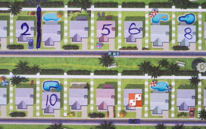 Бумажные кварталы