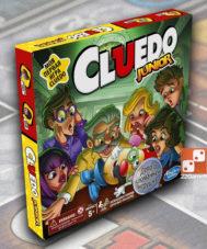 Cluedo Junior. Дело о сломанной игрушке