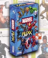 Fluxx. Marvel