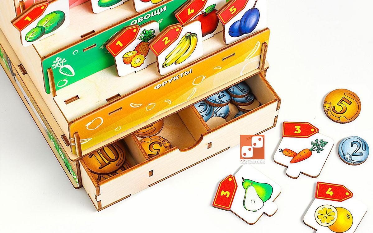 Игровой набор «Магазин»