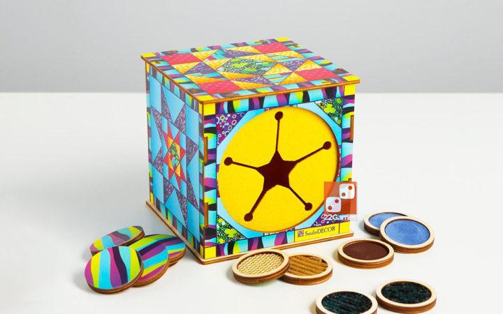 Тактильный куб «Парочки»