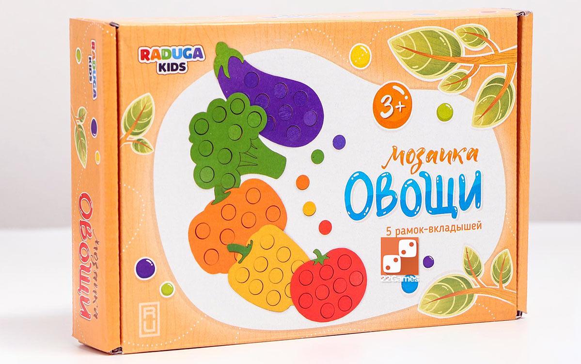 Мозаика «Овощи»
